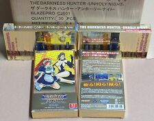 Unholy Night The Darkness Hunter Super Famicom Japan New QUALITY UK SameDay Ship