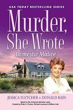 Murder, She Wrote: Domestic Malice