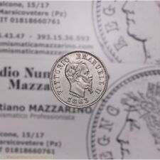 50 Centesimi 1863 M BN Valore (Regno Ita Vitt Em II) BB-SPL LOT2151