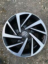 Alufelge VW Golf 7 Woodstock 6,5x16 ET46 5G0601025DM 5G0601025DS schwarz