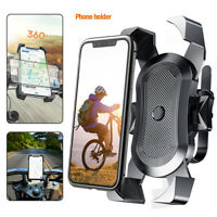 Bicycle Phone Holder Mount MTB Bike Motorcycle Handlebar For Cell Phone