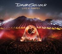 Live At Pompeii - Gilmour David 2 CD Set Sealed ! New !