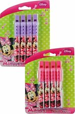 Minnie Mouse Mini Flutes 4-pack