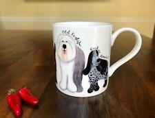 Roy Kirkham Dogs Galore Fine Bone China Coffee Cup Mug England 6 Different Dogs