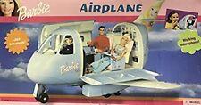 Barbie AIRPLANE - JET PLANE w Working Microphone & JET Sounds! (1998) -