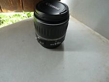 objectif canon EFS 18-55mm