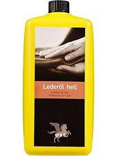 (GP EUR 11,78 / L) B & E Lederöl - 500 ml hell - Leder Pflegemittel