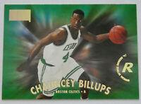 1997-98 SKYBOX PREMIUM BASKETBALL Chauncey Billups Rookie Card #147 NM Celtics