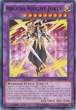 YUGIOH Arcana Knight Joker Deck Complete 40 - Cards + Extra