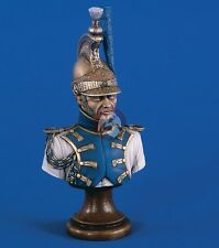 Verlinden 200mm (1/9) Trumpeter from Empress' Dragoons Bust (Napoloonic) 1866