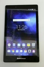 "Boxed Lenovo Tab 2 8"" A8-50 Android tablet 1GB/8GB Wifi/4G Black FREE FAST P&P"