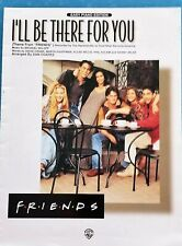 I'll Be There For You 1995 FRIENDS TV Series ORIGINAL Easy Sheet Music!