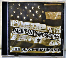 Black Irish Band American Landscapes Americana CD Culture History Buster Keaton