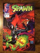 New listing Spawn #1 Image Comics First Appearance 1st print MacFarlane Nm/Mt