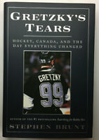Gretzky's Tears: Hockey, Canada, and the Day Everything Changed Book by Stephen