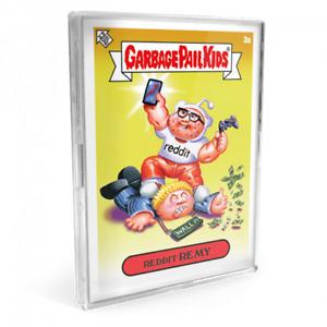 2021 Topps Garbage Pail Kids Gamestonk Reddit Remy Bernie Elon 12 Card GPK Set