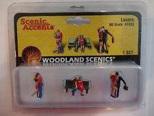 Woodland Scenics HO #1833  -  Lovers