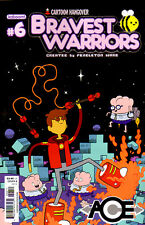 BRAVEST WARRIORS #6 - Pendleton Ward - Cover B - New Bagged