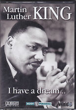 Dvd **MARTIN LUTHER KING ♦ I HAVE A DREAM** nuovo 2004