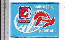 Snowmobile Oil & Lubricants Champlain Oil Inc. Vermont Snowmobile Motor Oil blue