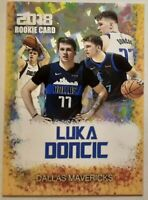 Luka Doncic 2018 Dallas Mavericks #77 Rookie Card RC Slovenia Slavic