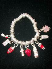 Genuine Links of London Sweetie bracelet With 9 x Charms