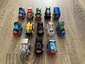 Thomas The Tank Engine & Friends Minis X13 Train Bundle Toy Kids Christmas