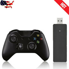 New USB Wireless Gaming Receiver Adapter For XBOX One Controller PC WIN 10 8 7