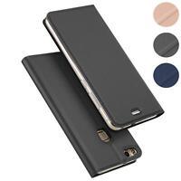 Handy Hülle Huawei P9 Lite Book Case Schutzhülle Tasche Slim Flip Cover Etui
