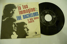 "THE BACHELORS""LA TUA IMMAGINE-disco 45 giri RICORDI It. 1968"" BEAT It/UK"