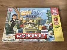 Monopoly Cityville Edition New And Sealed