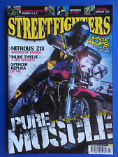 Streetfighters - Extreme Custom Motor Bike Magazine - No.113 July 2003