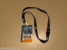 Georgia Aquarium lanyard behind the scenes tour neck clip leash holder