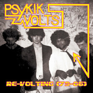 Psykik Volts - Re-Volting (79-06) CD * DAMAGED GOODS RECORDS 2007*