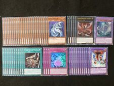 YU-GI-OH 57 CARD CYBER DRAGON INFINITY / CYBER END DRAGON DECK  *READY TO PLAY*