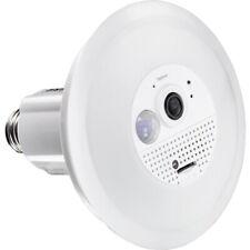 TRENDnet Indoor HD WiFi Light Bulb Surveillance Network Camera TWC-L10
