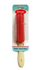 ANNIE RUBBER CUSHION BRUSH LARGE #2050 DETANGLING WIG ALL HAIR TYPES