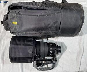 Nikon Nikkor 200mm 200 f/2 f2 2.0 G VR IF-ED AF-S - SHARP and Fast! (USA)