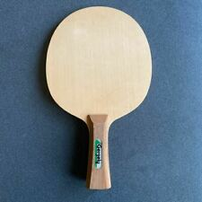 Vintage Butterfly The First Gergely Shake Hand Table Tennis Racket Very Rare