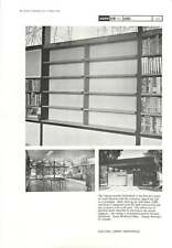 1962 Book Shelving To Hold 3000 Volumes In Broomfield Library Chelmsford
