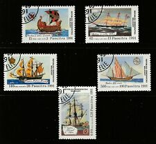 MADAGASCAR - 1992 SHIPS VERY FINE USED SET