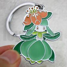 Lilligant keychain Pokemon Charming  ドレディア pendant NO.549 new cute key ring