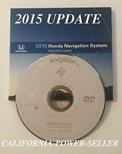 2006 to 2012 Honda Accord Crosstour Ridgeline GPS Navigation DVD Map 2015 Update