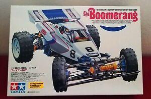 Tamiya Boomerang Kit NIB.   58418