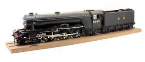 HATTONS 'O' GAUGE H7-A3-003 CLASS A3 'CAPTAIN CUTTLE' LNER BLACK 4-6-2 LOCO