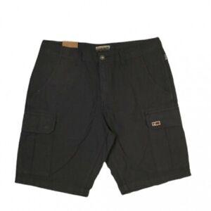Napapijri Cotton Cargo Shorts