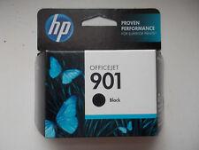 Genuine HP 901 black ink cartridge (CC653AE),BRAND NEW SEALED, expired (06/2018)