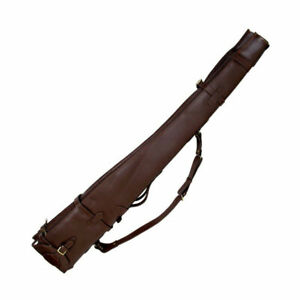Guardian Canterbury Luxian Elite Double Shotgun Slip Brown Leather