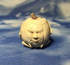 "Htf Harmony Kingdom Roly Polys ""Ozzie"" Pumpkin Box Figurine Tjrphpu As Is"