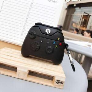 Airpod Pro Case Cover, 3D Xbox Controller Style Controller - Black Case